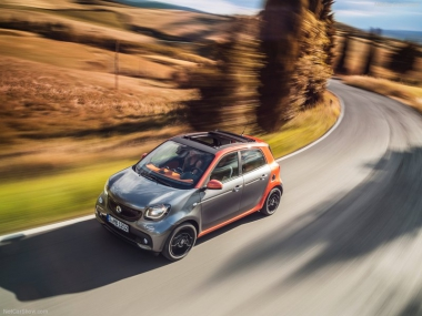 SMART FORFOUR HATCHBACK 1.0 Passion 5dr