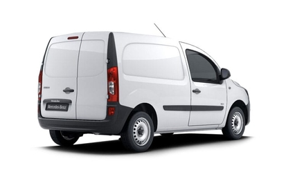 lease mercedes benz citan van 109cdi van. Black Bedroom Furniture Sets. Home Design Ideas
