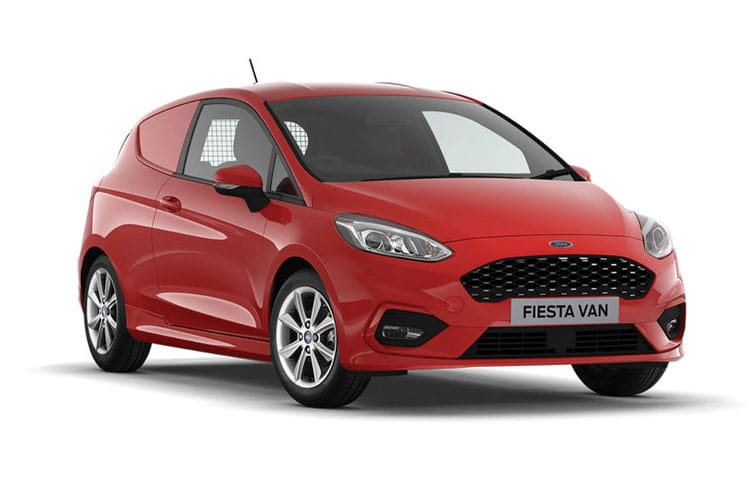 lease ford fiesta van 1 5 tdci trend econetic van. Black Bedroom Furniture Sets. Home Design Ideas